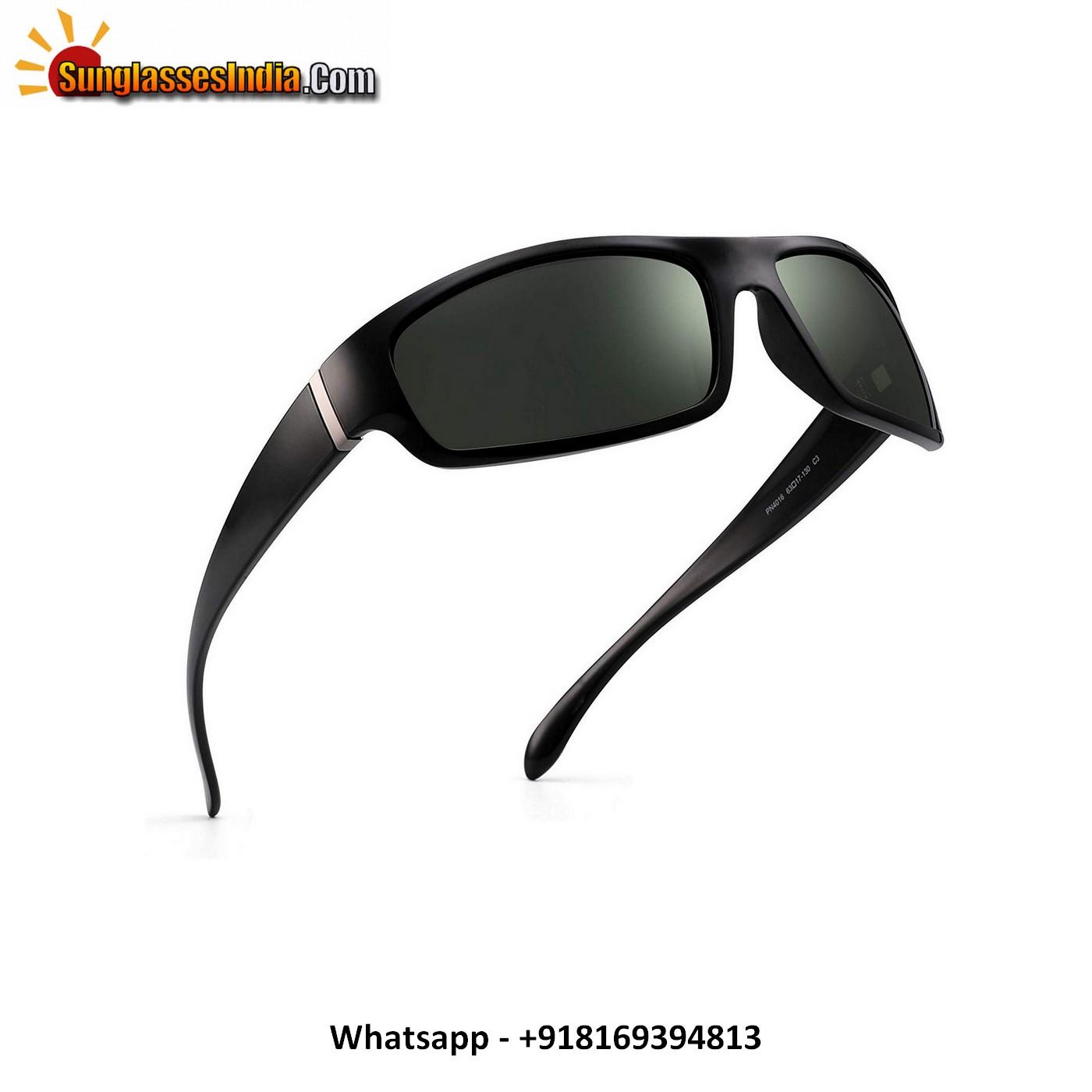Polarized Sport Sunglasses for Men Women Baseball Running Cycling Fishing Driving Golf