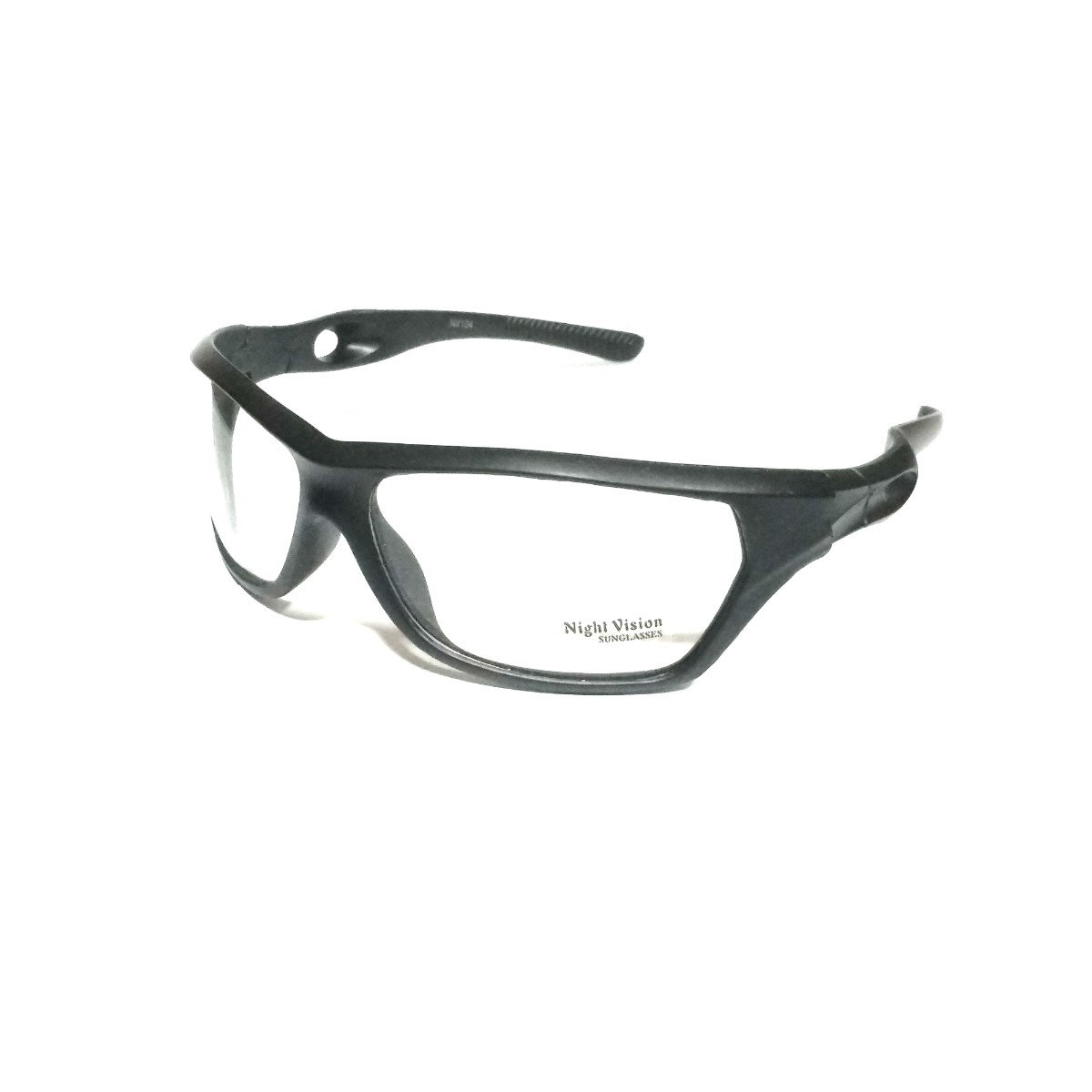 Black Clear Driving Sunglasses 104bkclr