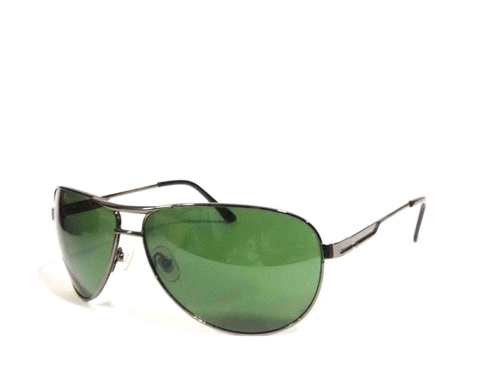 Grey Aviator Sunglasses for large face 3325gm