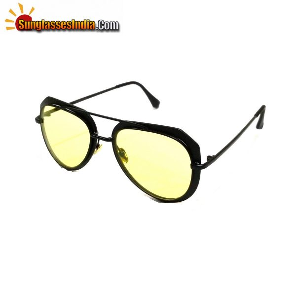 Trendy Club Sunglasses Night Driving Sunglasses Tik Tok Video Goggles Sunglasses