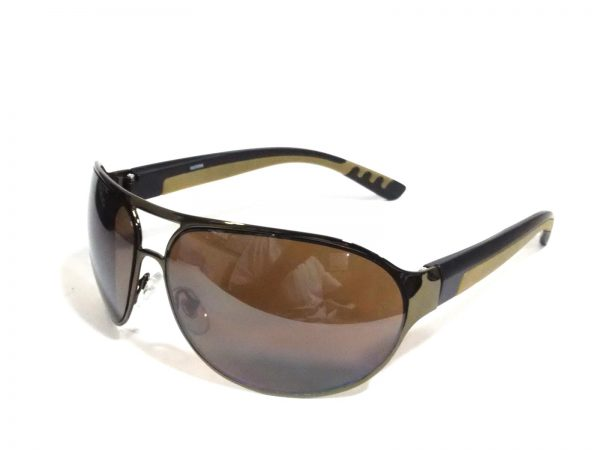 Brown Aviator Sports Sunglasses 451