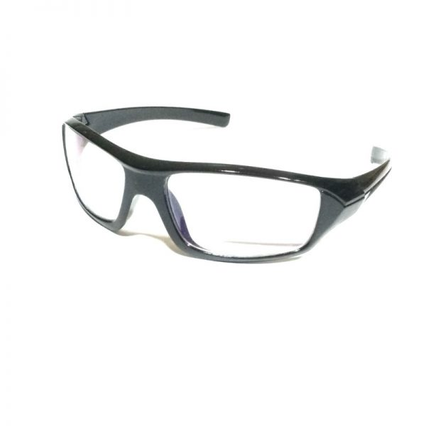 Black Clear Driving Sunglasses with anti glare coating lenses