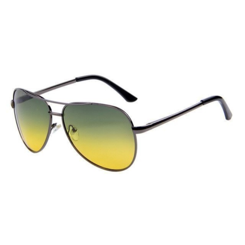 Premium Day Night Polarized Aviator Sunglasses 9011dn