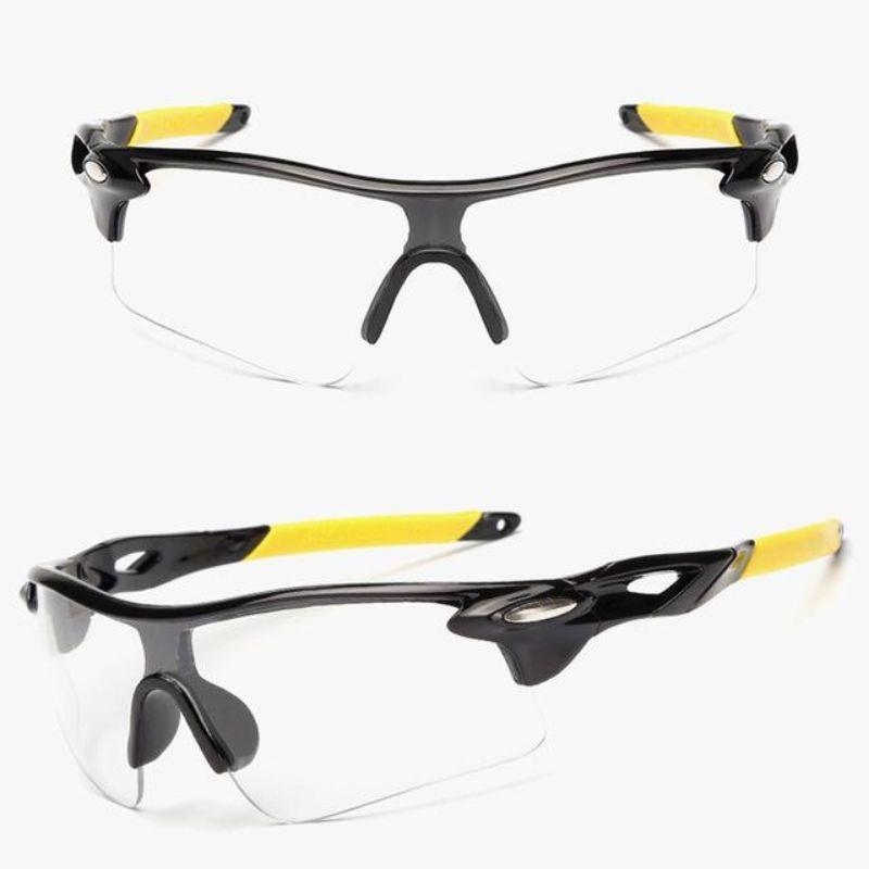 Sigma Clear Sports Wrap around Sunglasses
