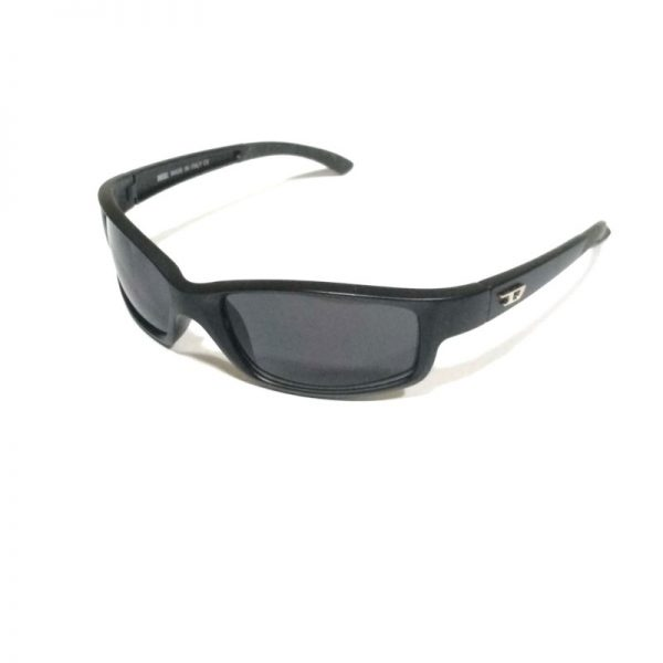 Black Sports Driving Sunglasses wth Anti Glare Coating