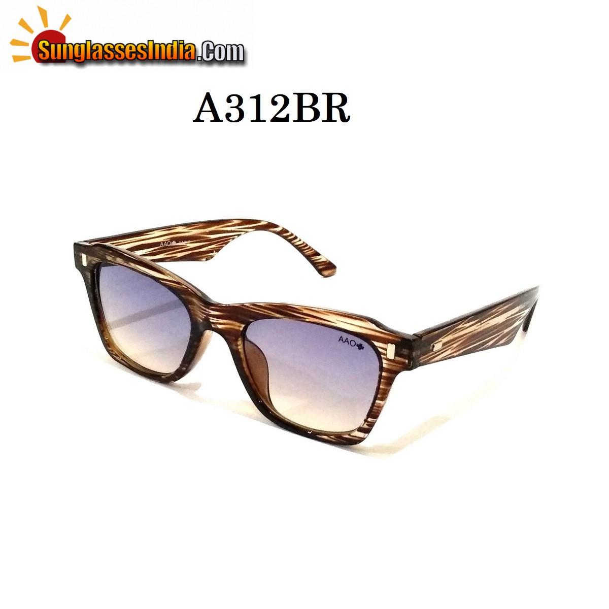 Brown Wayfare Sunglasses A312BR