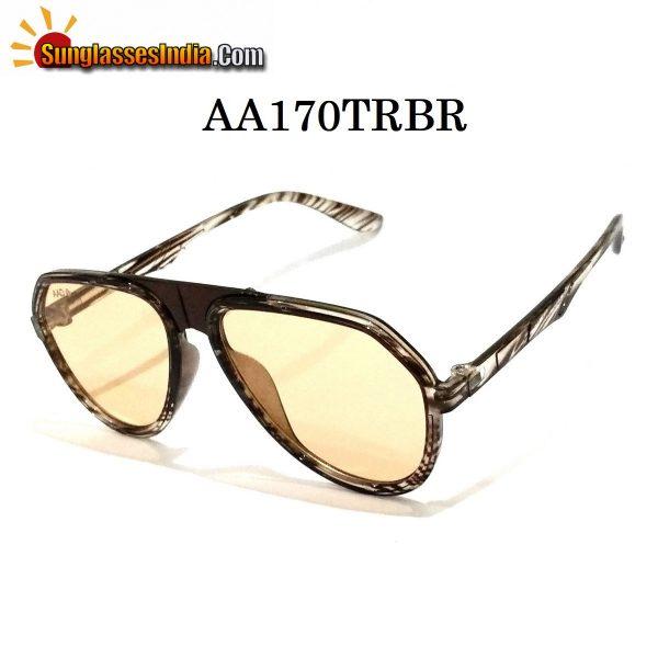 Brown Shade Driving Sunglasses