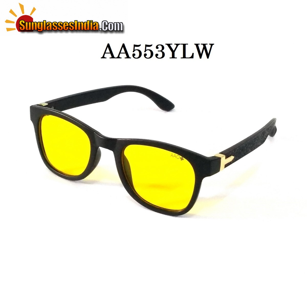 HD Vision Night Driving Wayfare Sunglasses AA553