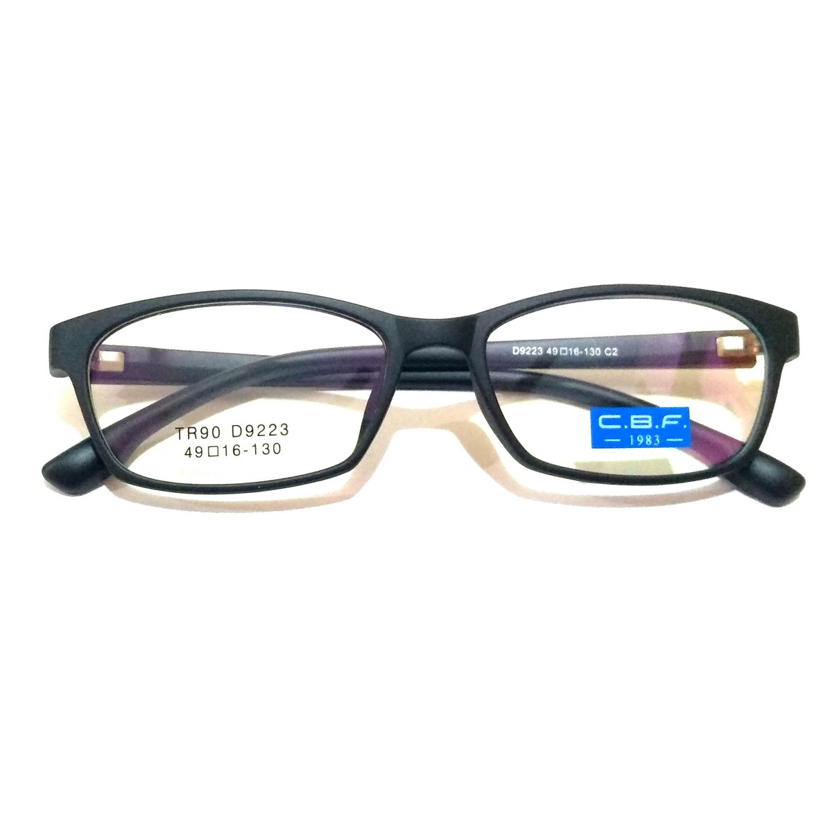 Blue Light Blocker Computer Glasses Anti Blue Ray Eyeglasses D9223BK