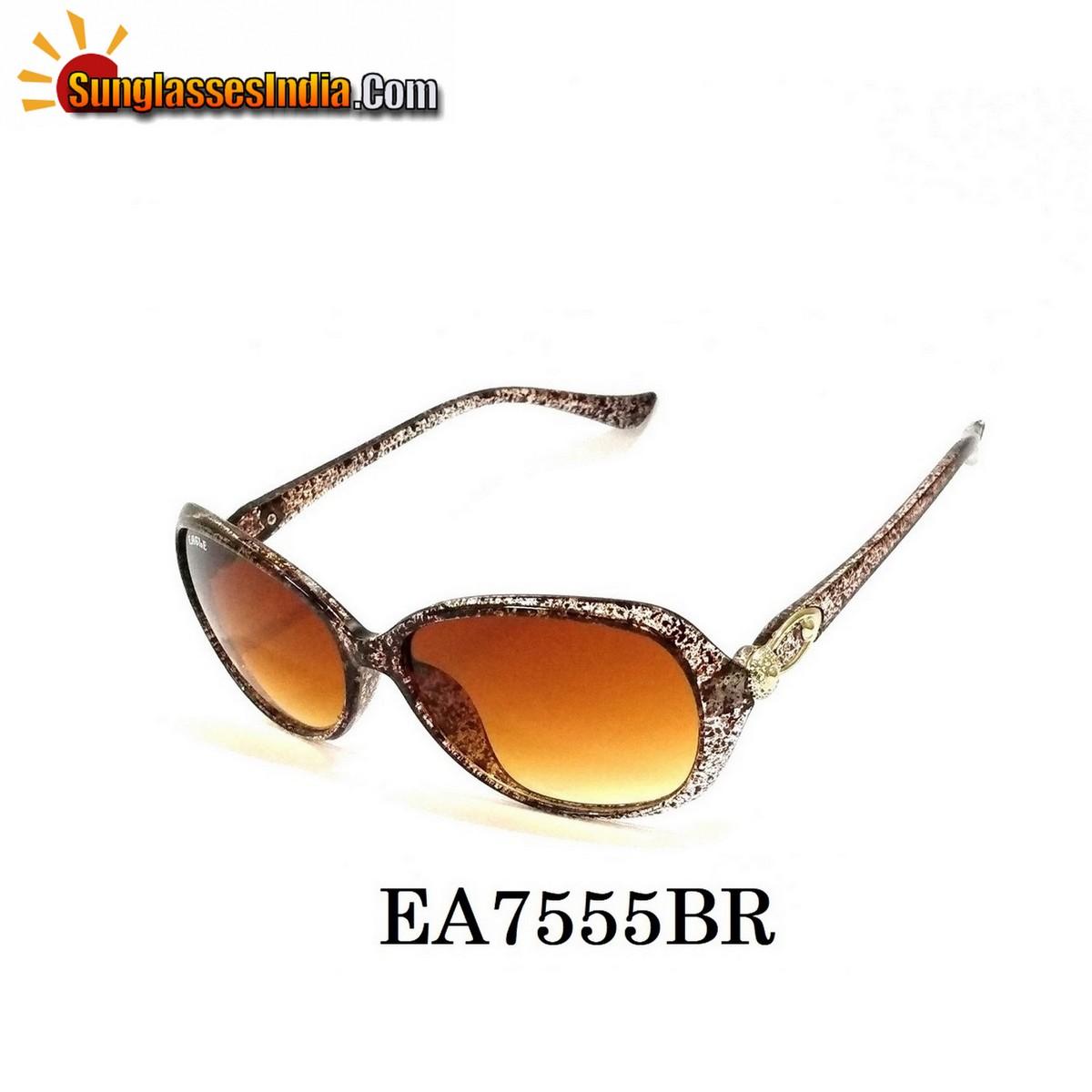 Brown Women Sunglasses EA7555BR