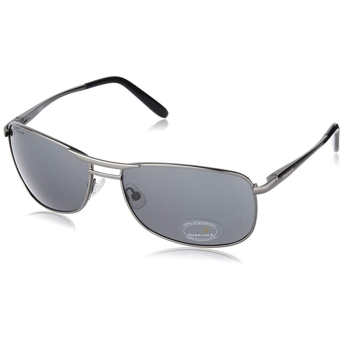 Fastrack Rectangle Sunglasses M032BK2