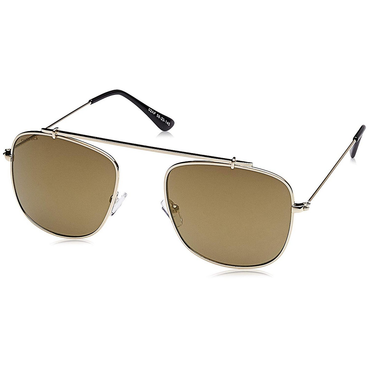 Fastrack Brown Sunglasses M203YL4