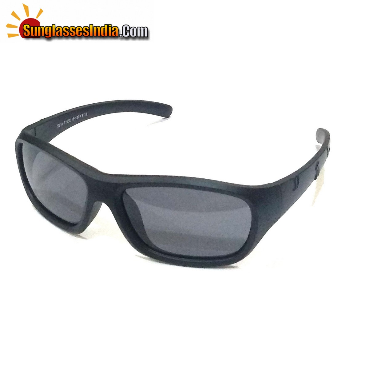 Unbreakable Kids Polarized Sunglasses Light Weight TR Material S810Black