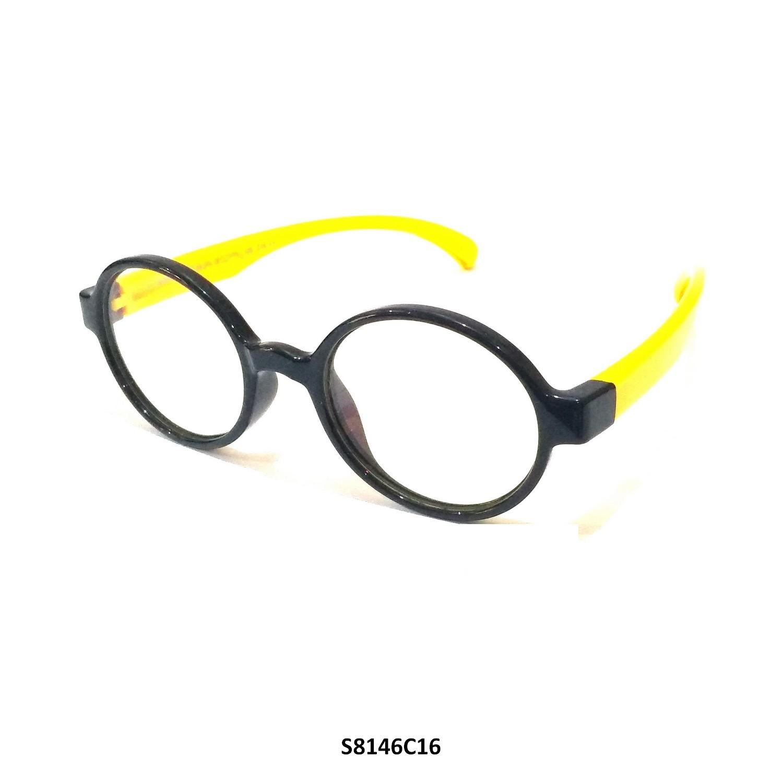 Kids Blue Light Blocker Computer Glasses Anti Blue Ray Eyeglasses S8146C16