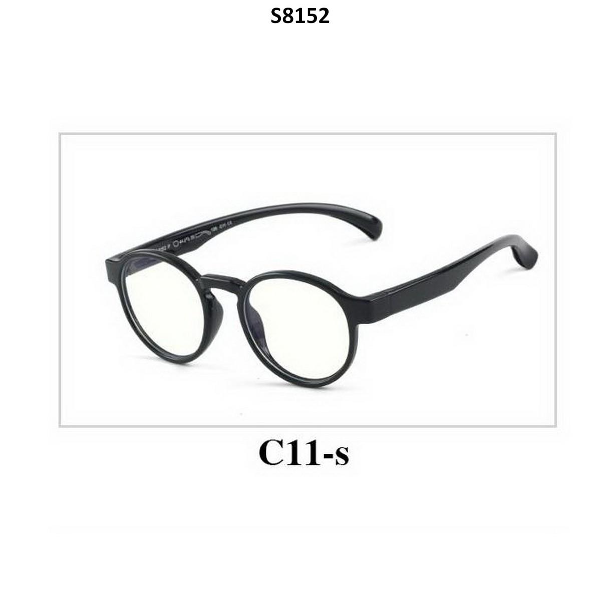Kids Blue Light Blocker Computer Glasses Anti Blue Ray Eyeglasses S8152C11