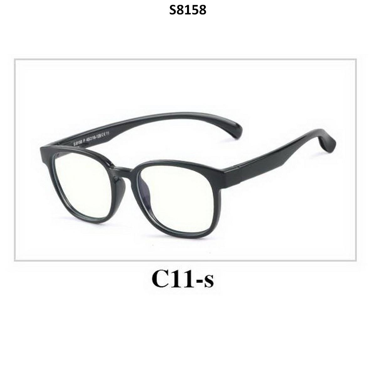 Kids Blue Light Blocker Computer Glasses Anti Blue Ray Eyeglasses S8158C11