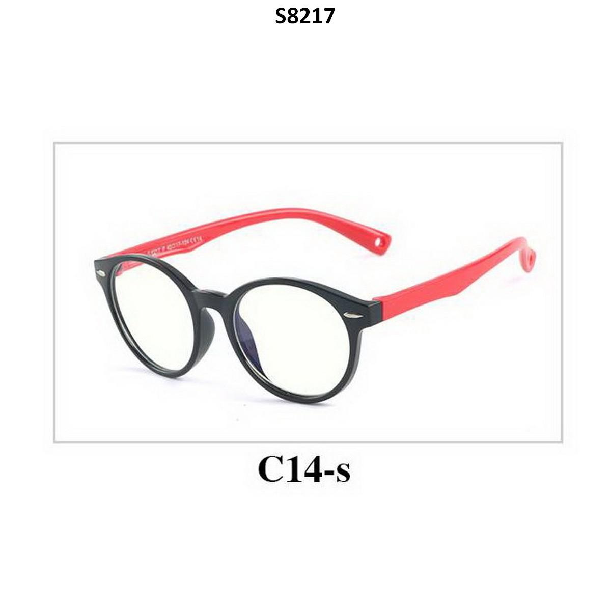 Kids Blue Light Blocker Computer Glasses Anti Blue Ray Eyeglasses S8217C14