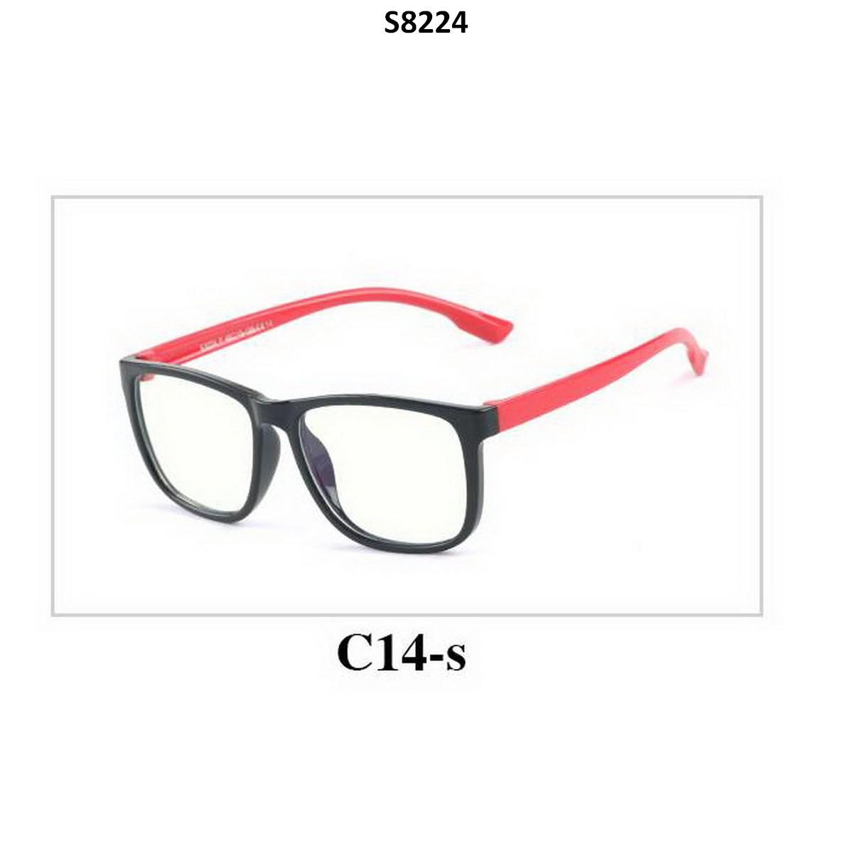 Kids Blue Light Blocker Computer Glasses Anti Blue Ray Eyeglasses S8224C14