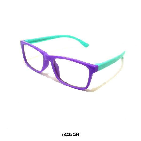 Kids Blue Light Blocker Computer Glasses Anti Blue Ray Eyeglasses S8225C34
