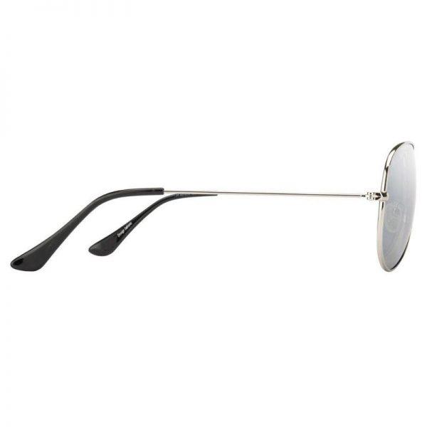 Sigma Silver Mirror Aviator Sunglasses for Men and Women