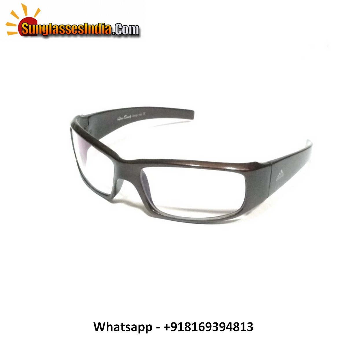 Clear Driving Sunglasses with anti glare coating lenses