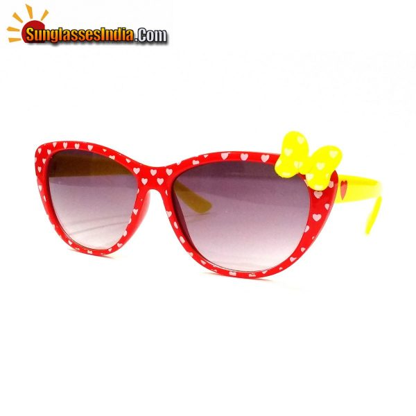 Kids Fashion Sunglasses TKS001Red
