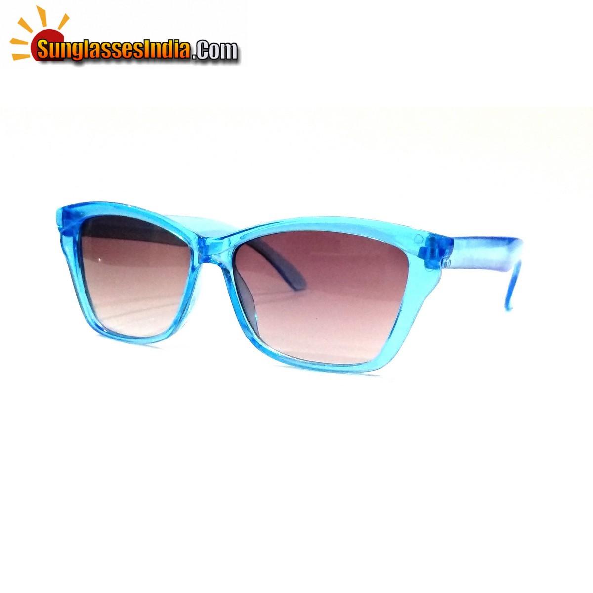 Blue Kids Fashion Sunglasses TKS003Blue