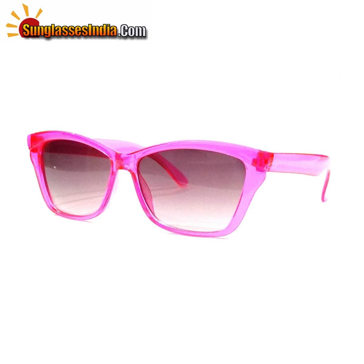 Pink Kids Fashion Sunglasses TKS003Pink