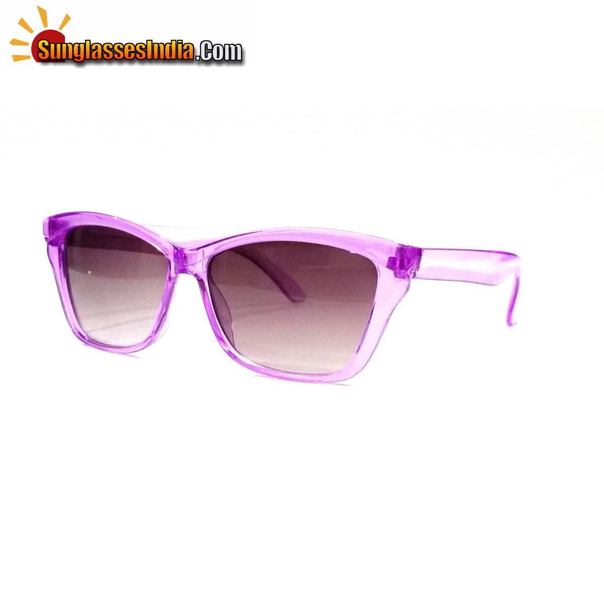 Purple Kids Fashion Sunglasses TKS003Purple