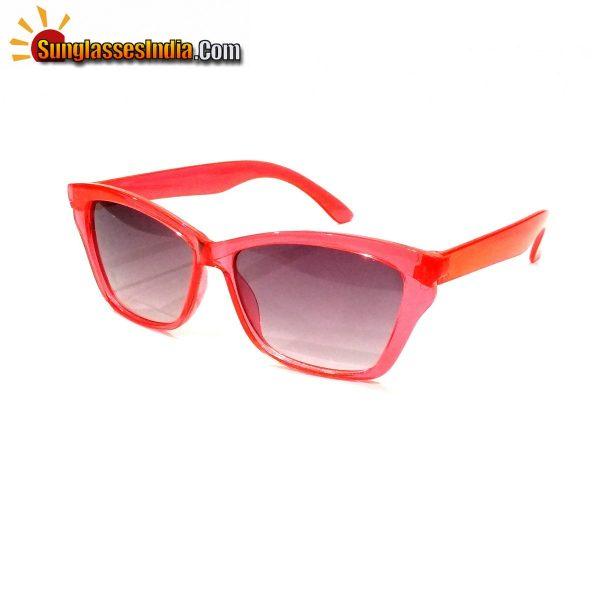 Red Kids Fashion Sunglasses TKS003Red