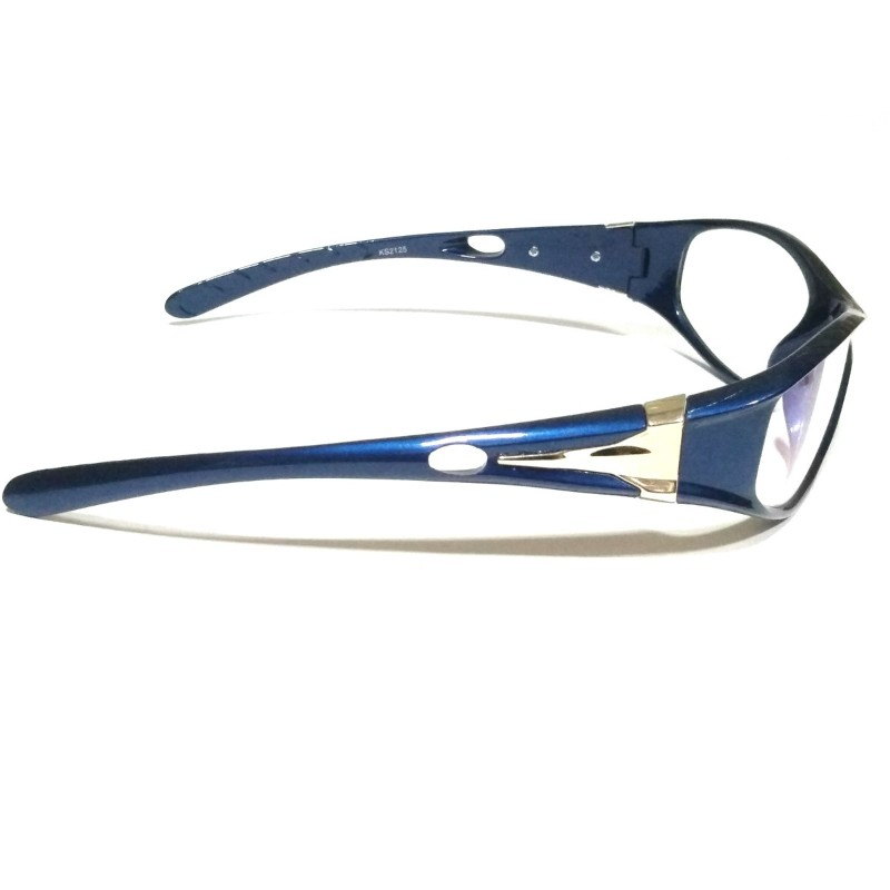 Blue Clear Driving Sunglasses with anti glare coating lenses 2125blclr