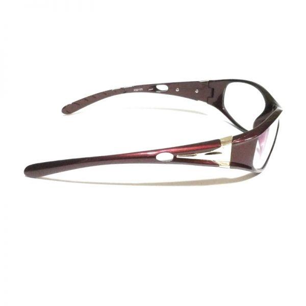 Sigma Night Driving Clear Sunglasses with Anti Glare Reflective Coating ks2125mrclr