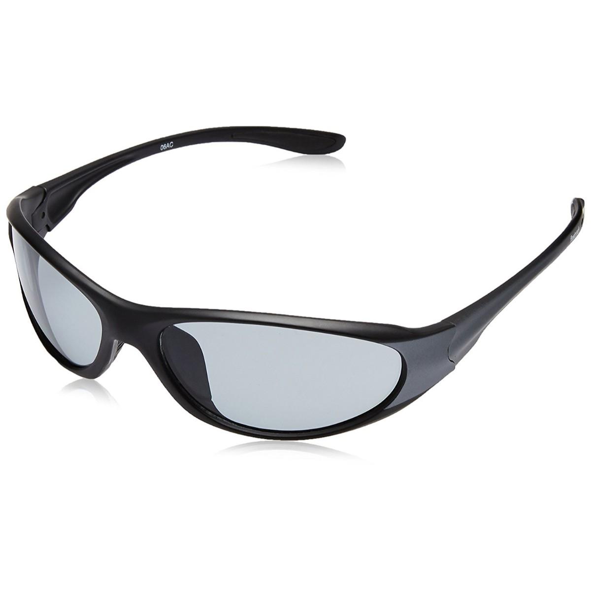 Silver Grey Sports Sunglasses