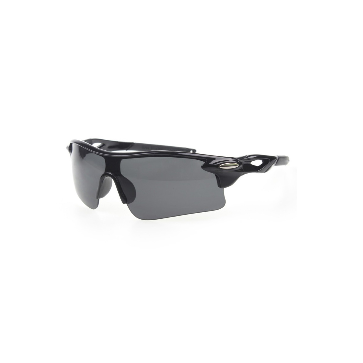 Sigma Black Sports Wrap around Sunglasses