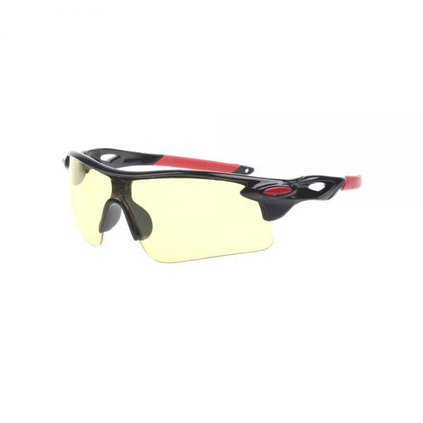 Sigma HD Vision Night Driving Sports Wrap around Sunglasses