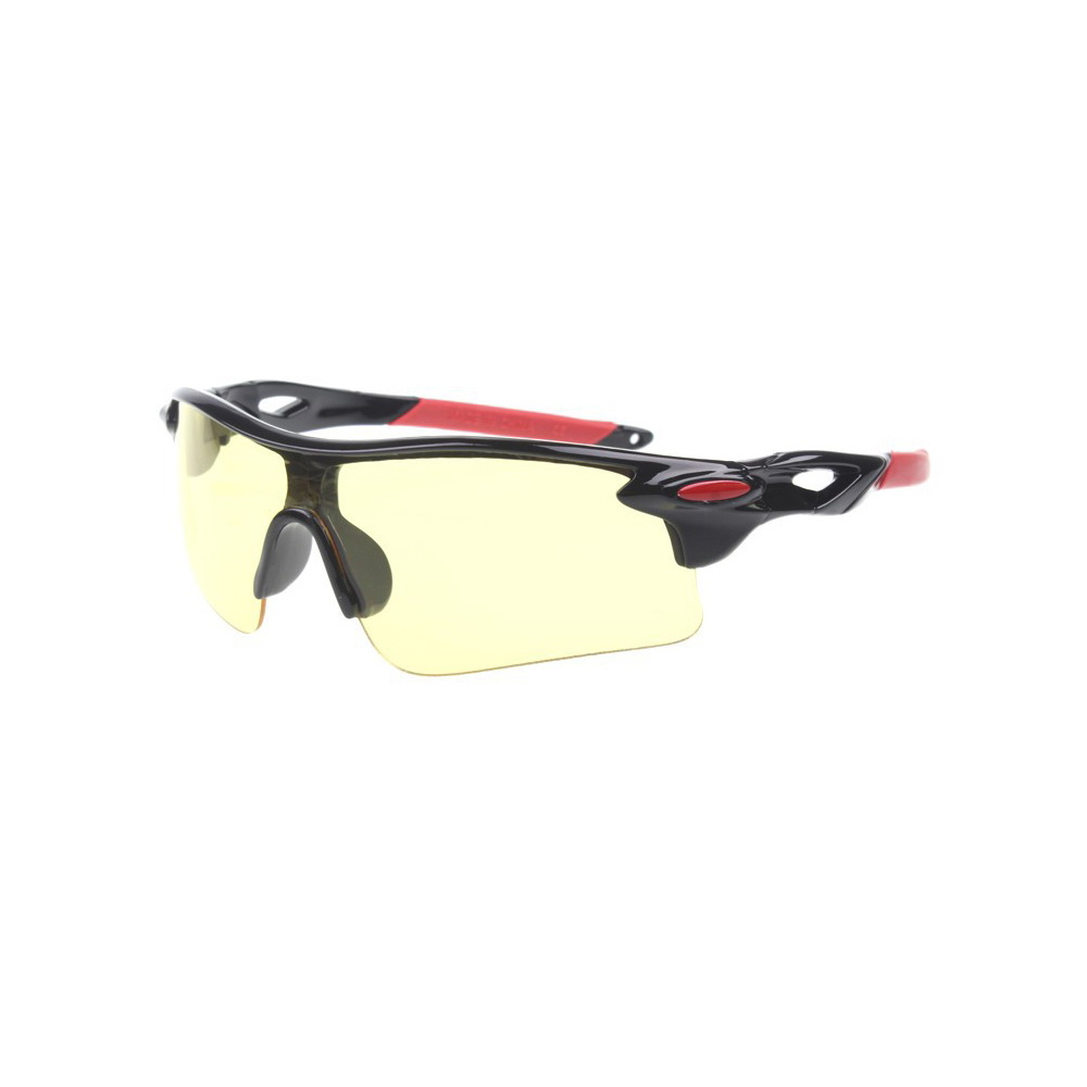 Sigma HD Vision Night Driving Sports Wrap around Sunglasses