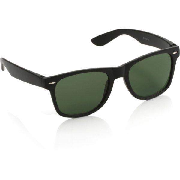 Classic Black Wayfarers Sunglasses