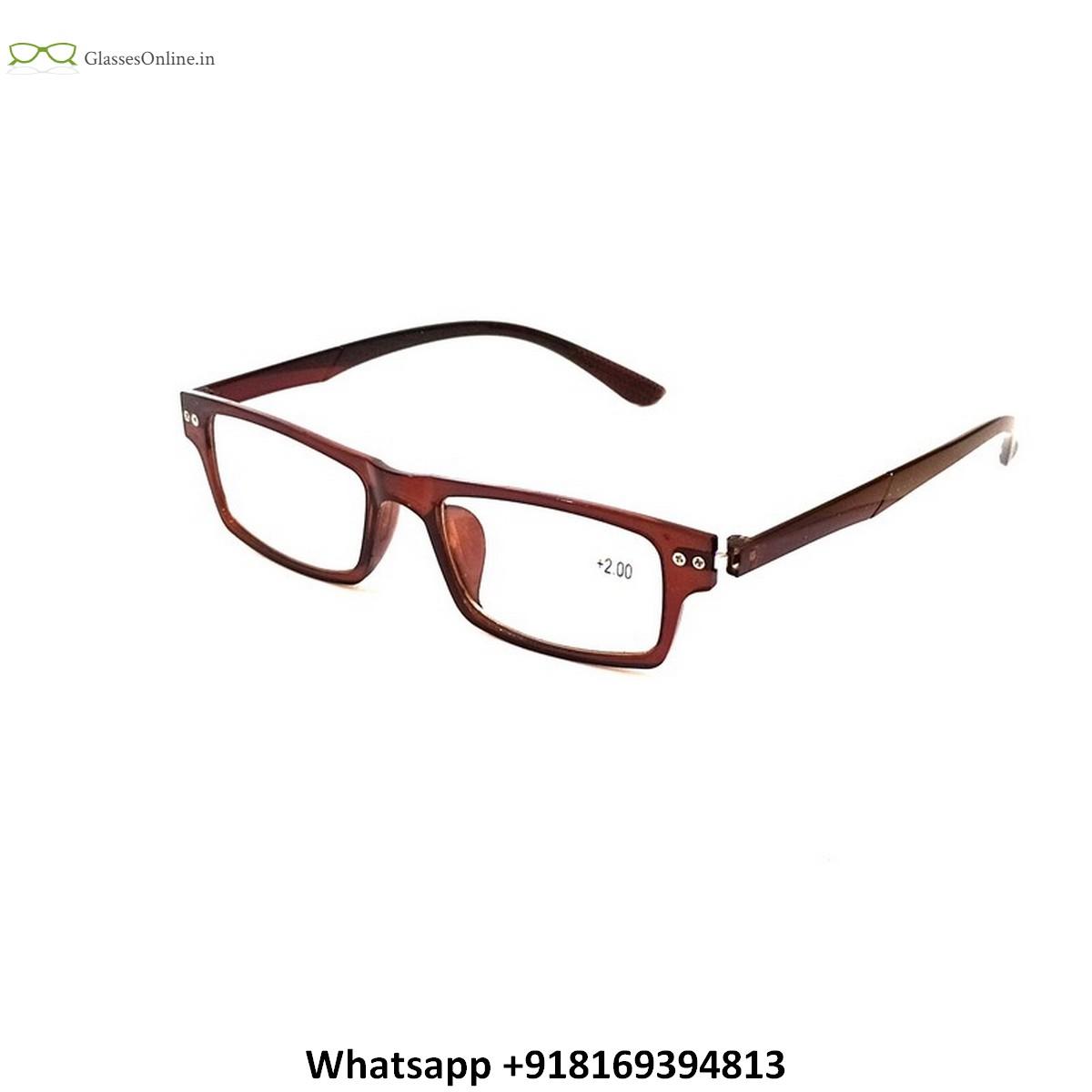 Slim Plastic Reading Glasses