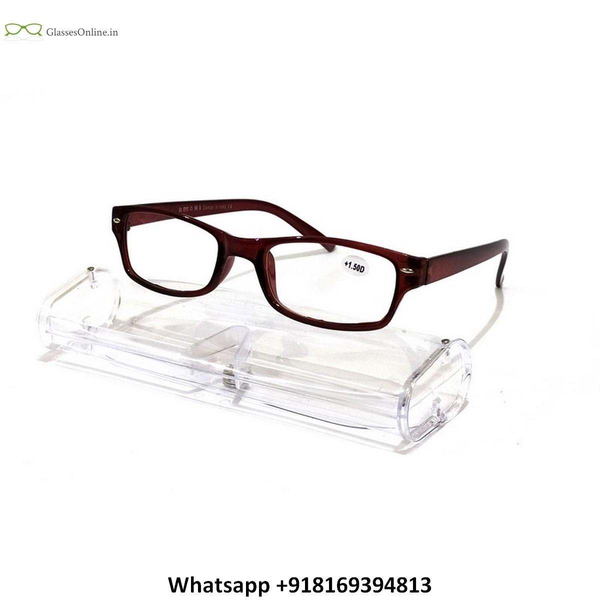 Economy Plastic Reading Glasses