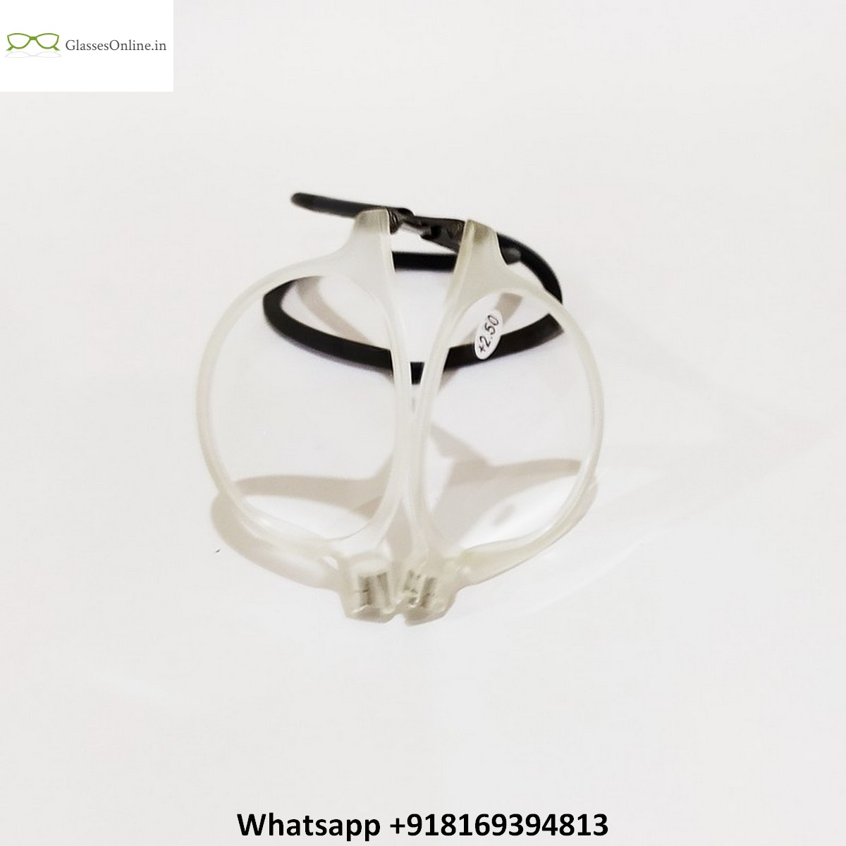 Round Neck Hanging Magnetic Reading Glasses