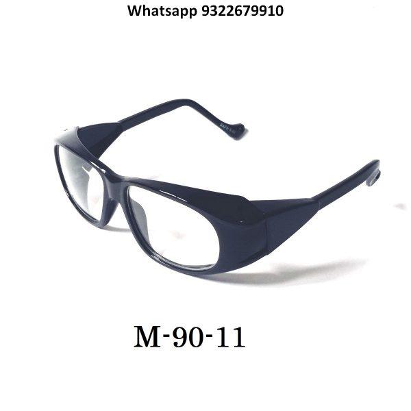 Black Precription Safety Glasses