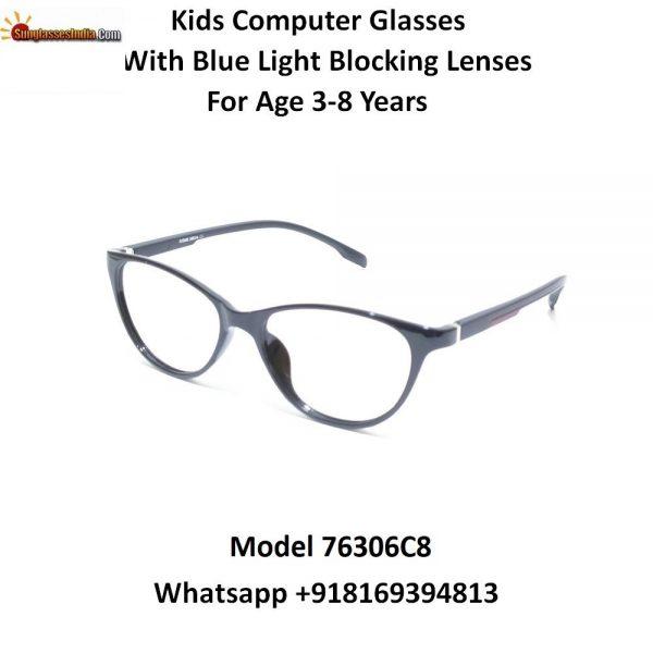 Kids Computer Glasses with Blue Light Blocker Lenses 76306C8