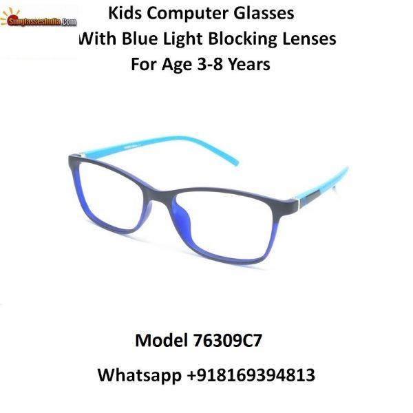 Kids Computer Glasses with Blue Light Blocker Lenses 76309C7