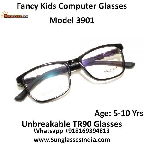 Kids Computer Glasses with Blue Light Blocker Lenses 3901C3