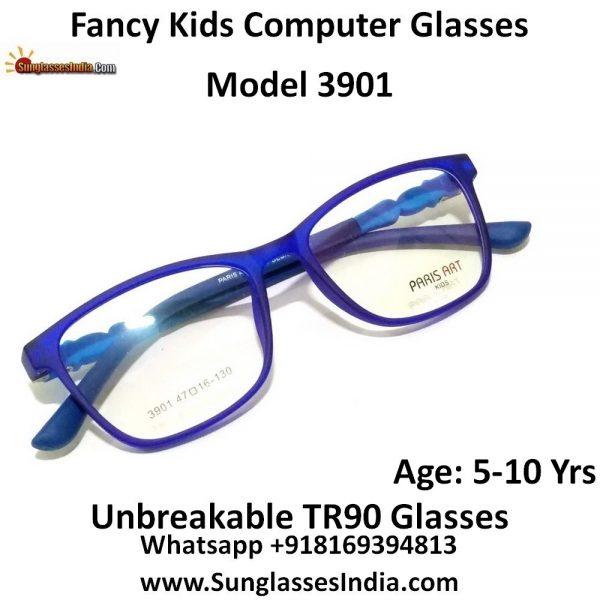 Kids Computer Glasses with Blue Light Blocker Lenses 3901C8