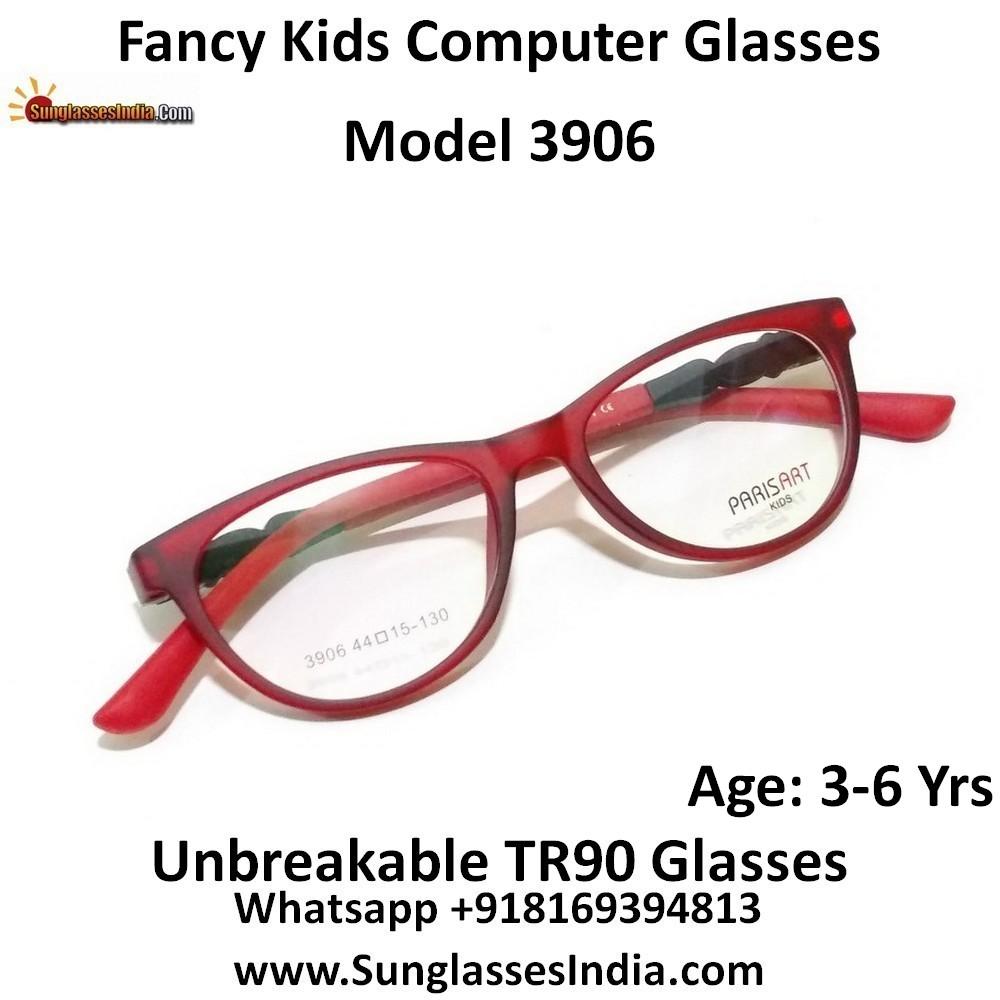 Kids Computer Glasses with Blue Light Blocker Lenses 3906C1