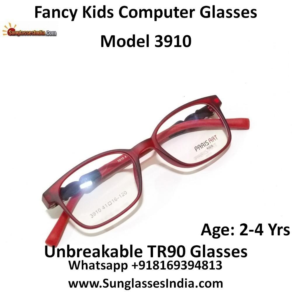 Kids Computer Glasses with Blue Light Blocker Lenses 3910C1