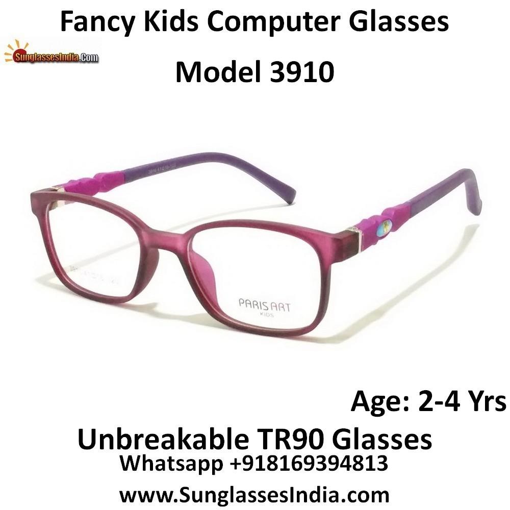 Kids Computer Glasses with Blue Light Blocker Lenses 3910C6