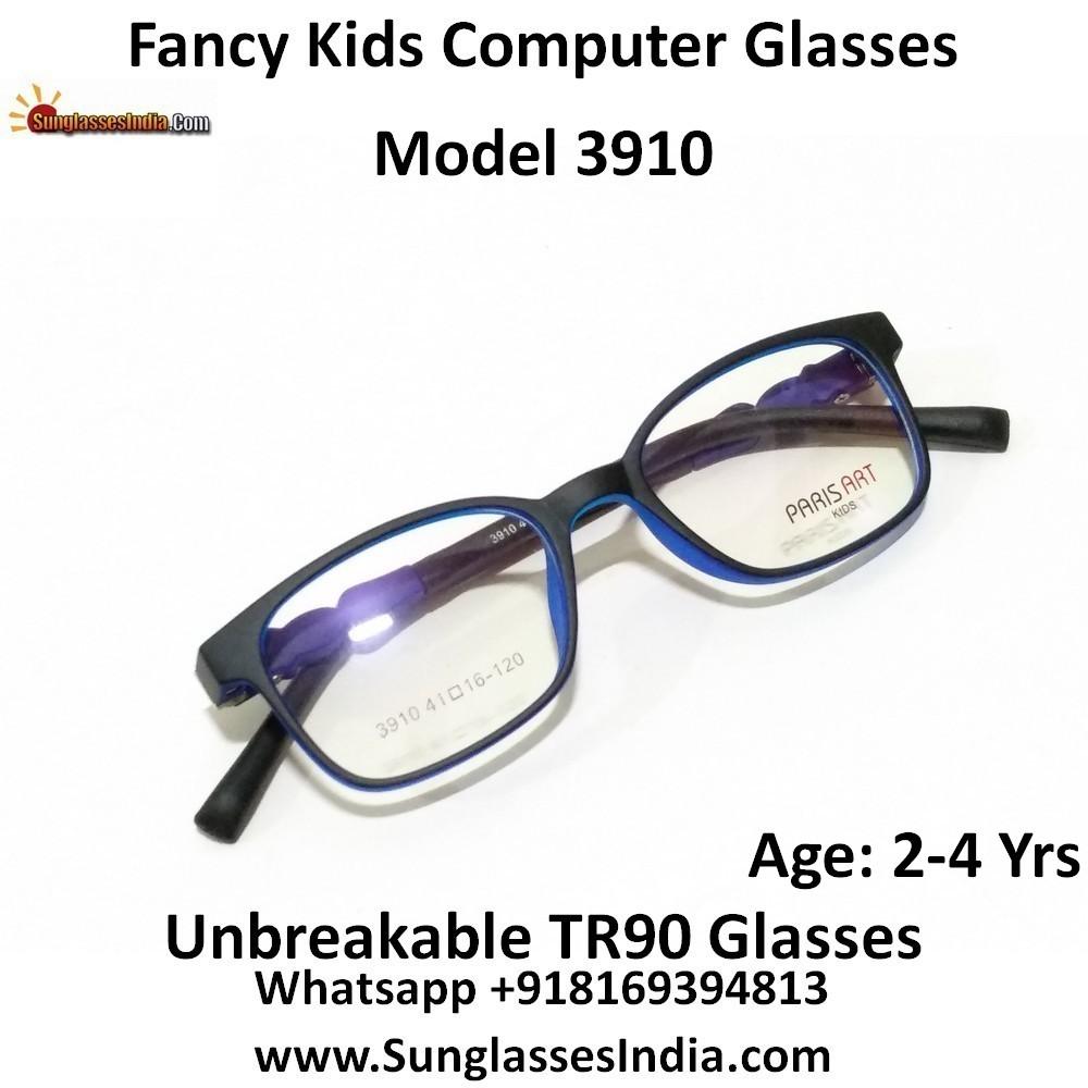 Kids Computer Glasses with Blue Light Blocker Lenses 3910C7