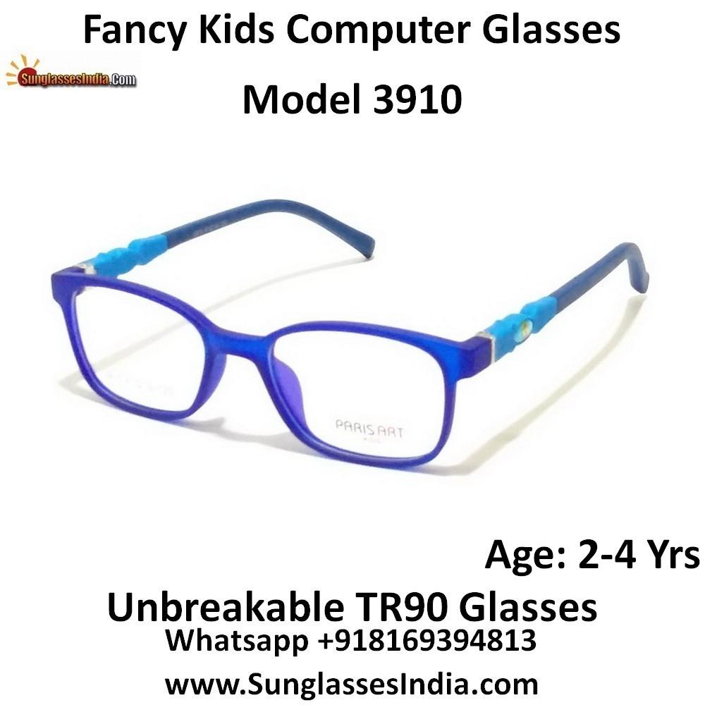 Kids Computer Glasses with Blue Light Blocker Lenses 3910C8